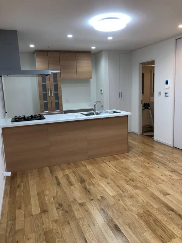 内装工事一式 施工事例 キッチン